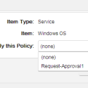 vRealize Automation 6 Approvals
