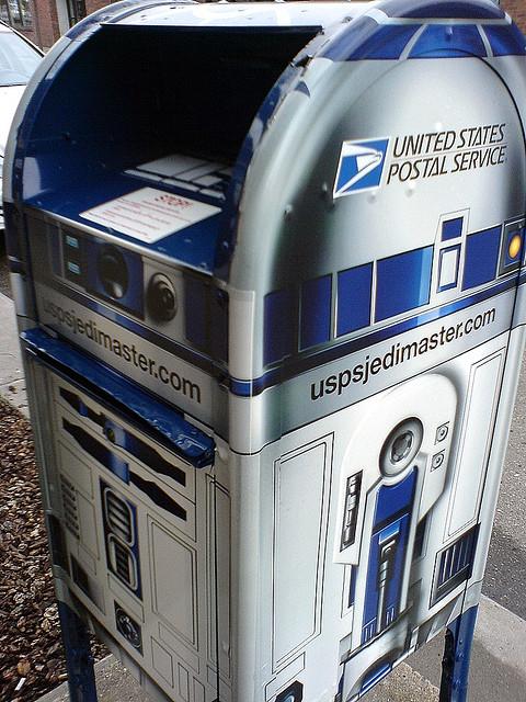 R2D2Mailbox