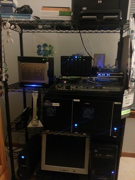 Baby Dragon Home Lab