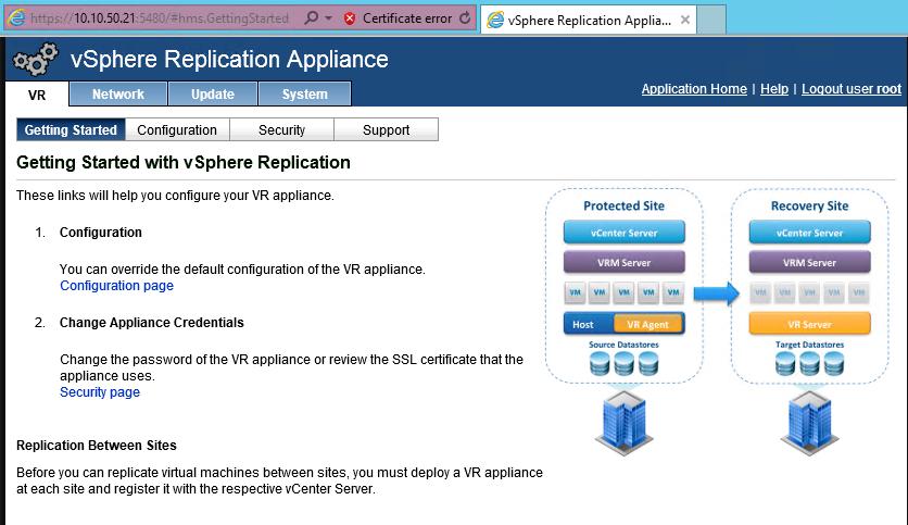 VMReplicationSetup-Configure-ReplicationAppliance1