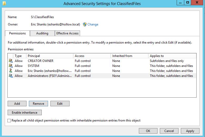 FolderSecurityDAC2