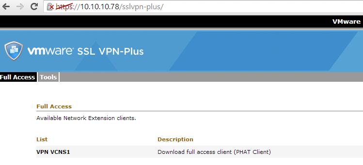 vCNS-VPN13