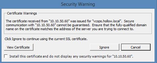 SSLerror