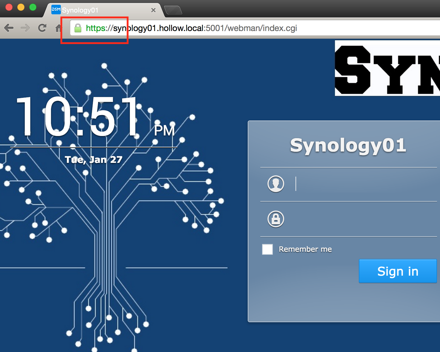 Synology ssl synology ssl13 xflitez Image collections