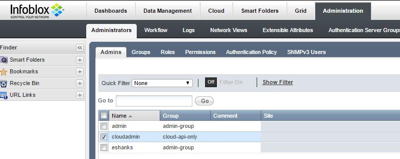 vRealize Automation Infoblox integration