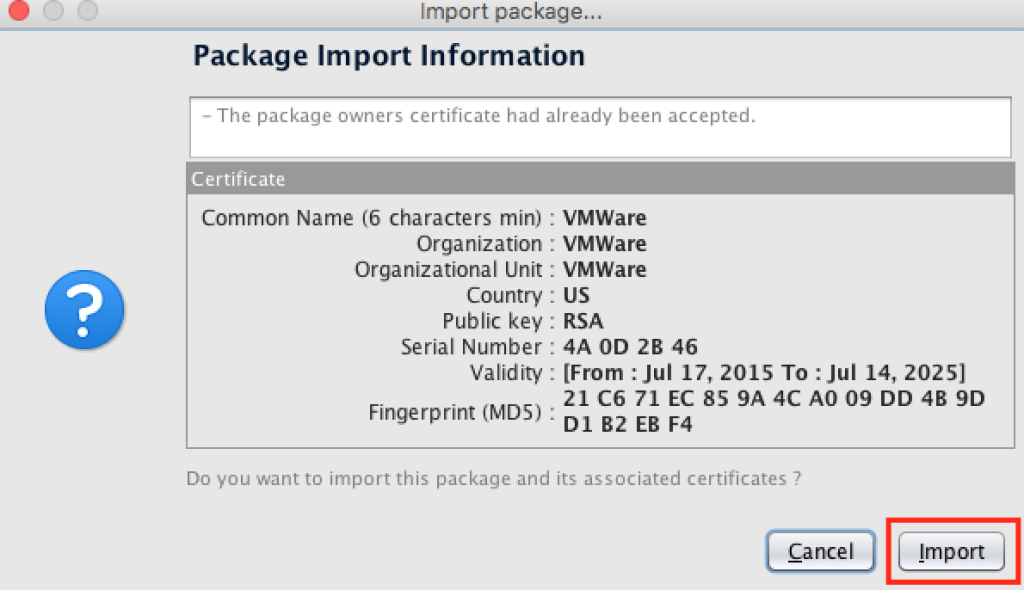 Veeam-ImportPackage2