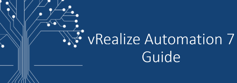 vRealize Automation 7 Guide