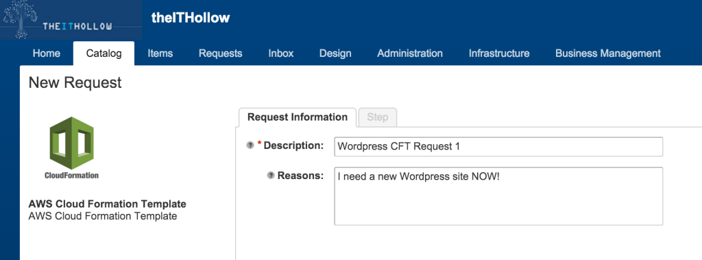 Aws cloud formation templates in vrealize automation the it hollow cft vra1 maxwellsz
