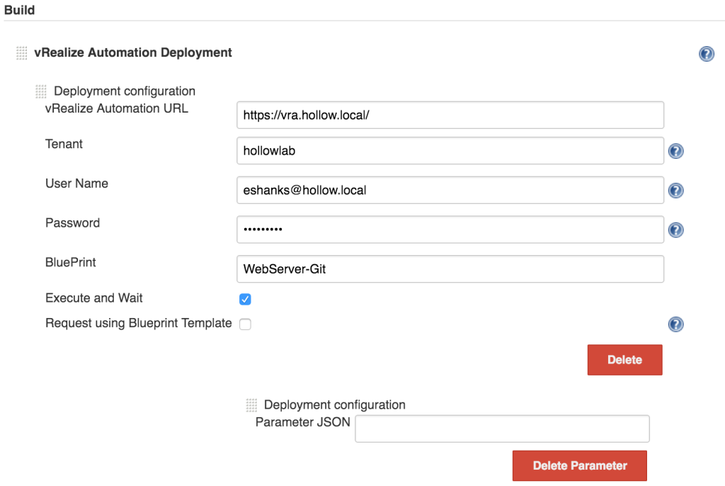 Use vrealize automation with jenkins the it hollow jenkins vra7 3 malvernweather Gallery