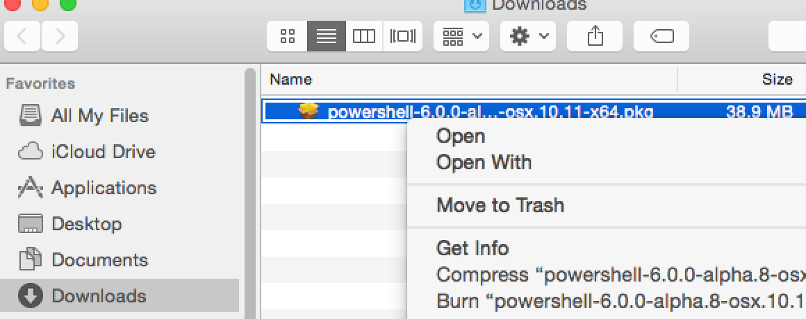 Install PowerShell on Mac - The IT Hollow