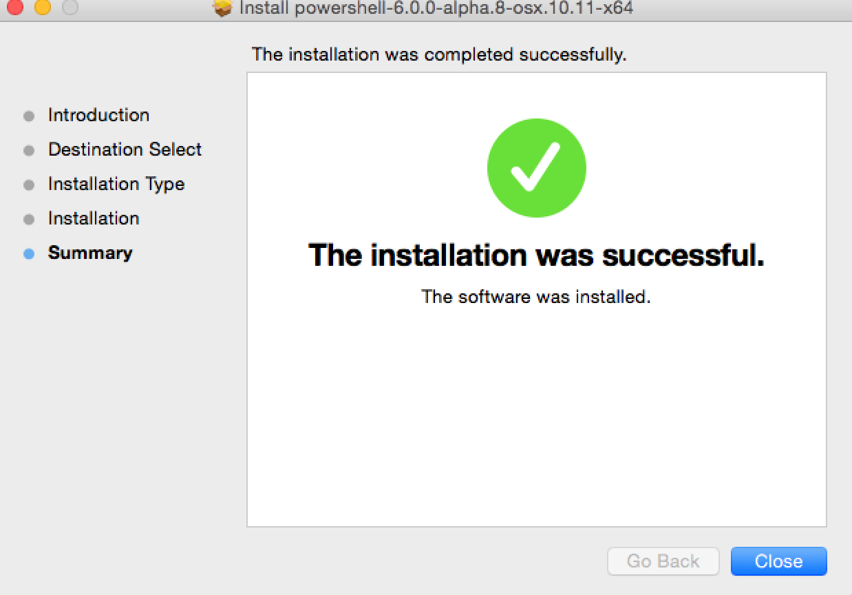 Powershell Mac Download
