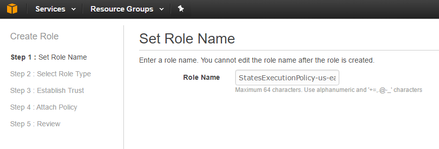 AWS Step Functions - The IT Hollow