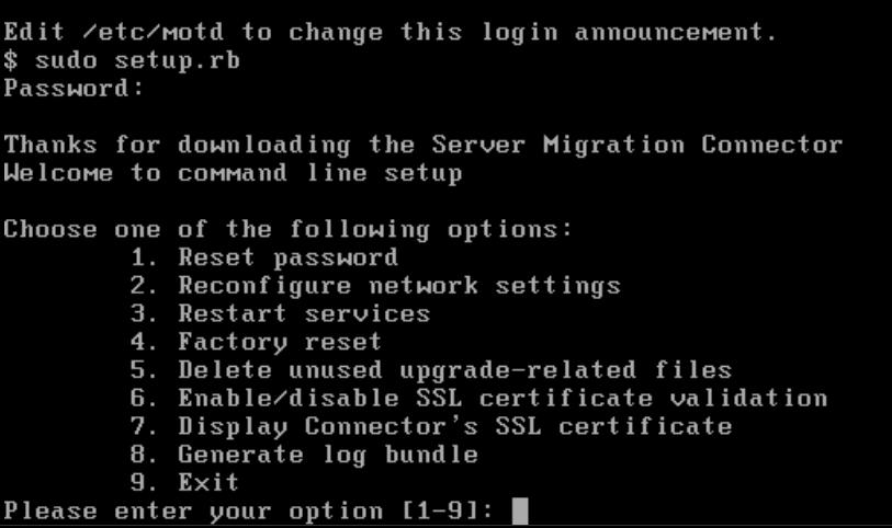Migrate vSphere VMs to Amazon with AWS Server Migration