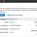 Migrate vSphere VMs to Amazon with AWS Server Migration Service
