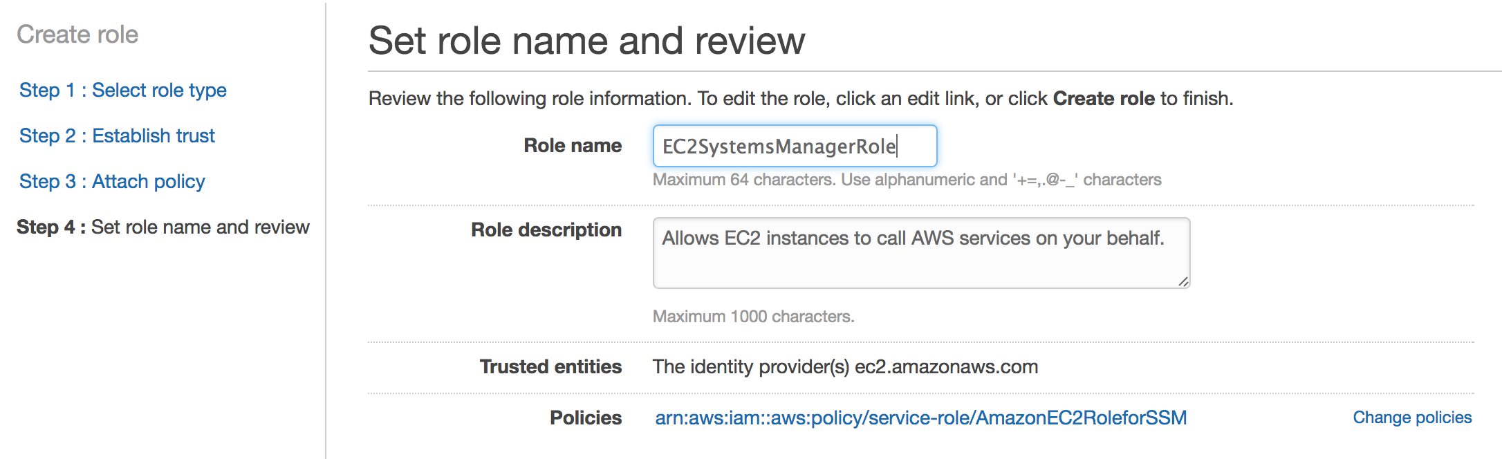 Amazon EC2 Systems Manager Services - The IT Hollow