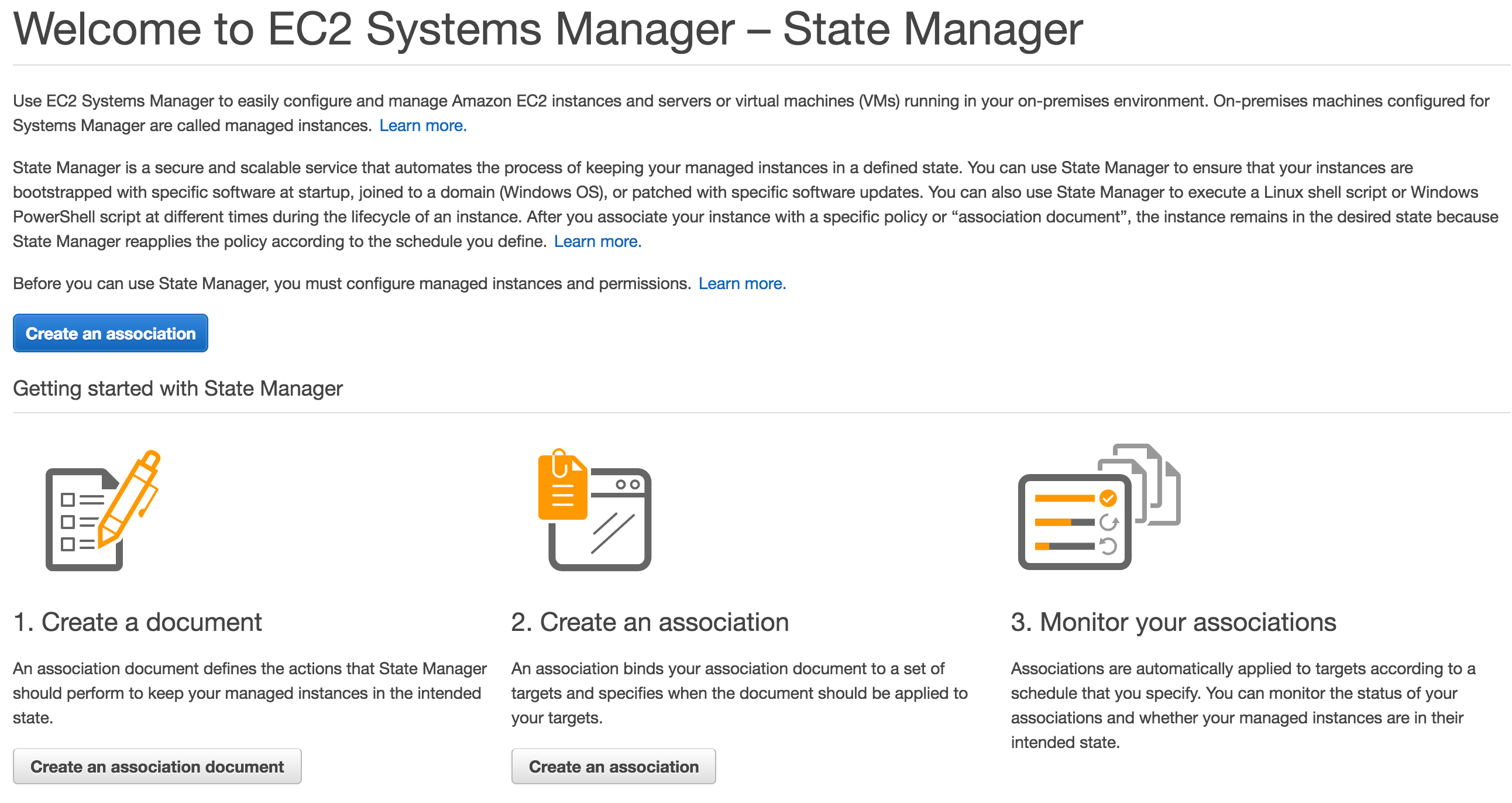AWS EC2 Systems Manager - State Manager - The IT Hollow