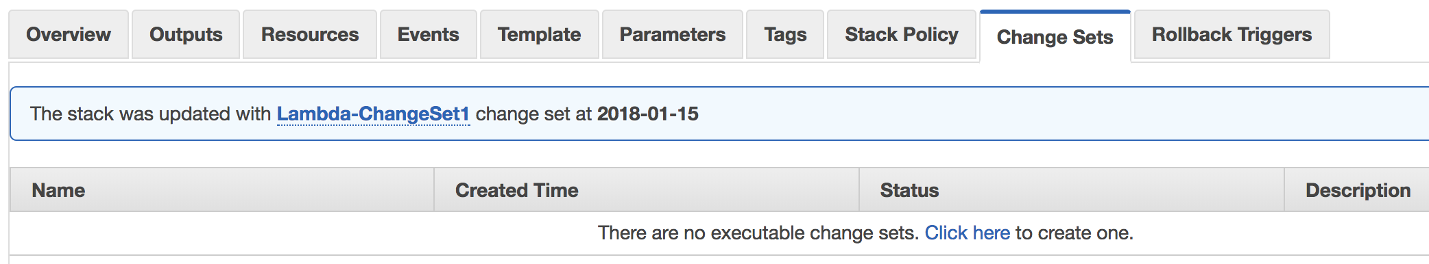 An Introduction to AWS CloudFormation Change Sets - The IT Hollow