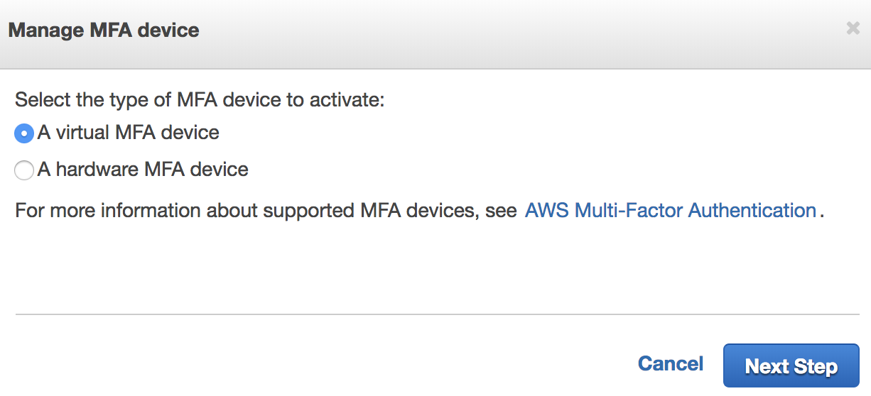 Setup MFA for AWS Root Accounts - The IT Hollow