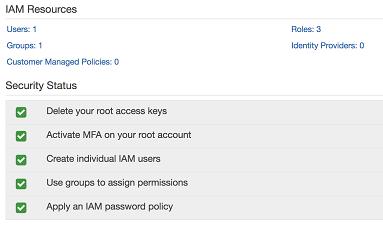 Setup MFA for AWS Root Accounts