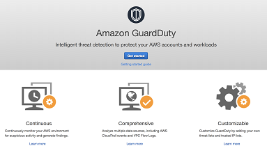 Protect Your AWS Accounts with GuardDuty
