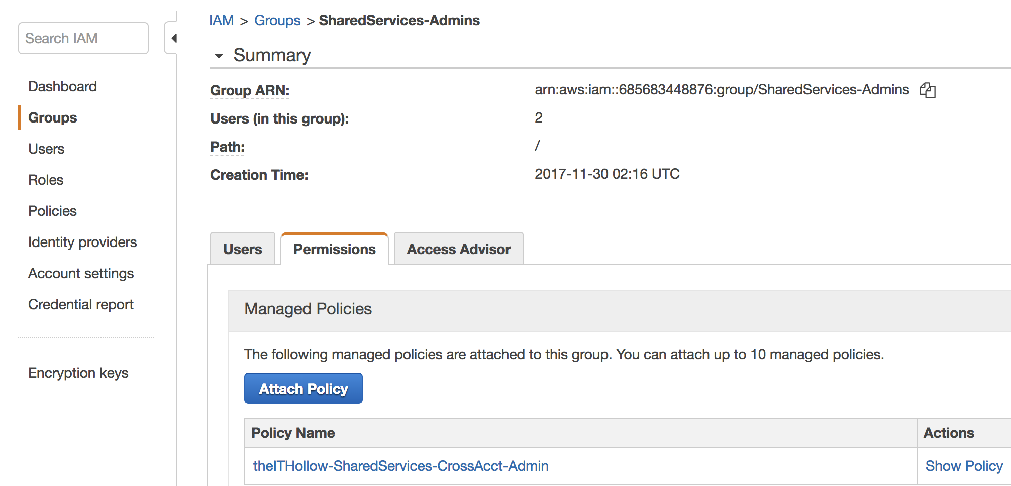 Manage Multiple AWS Accounts with Role Switching - The IT Hollow