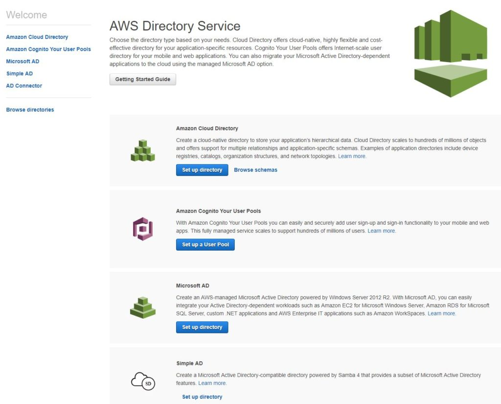 AWS Directory Service - Simple AD - The IT Hollow