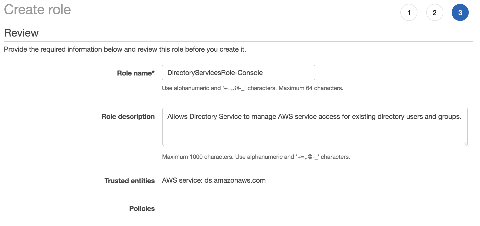 AWS Directory Service - AD Connector - The IT Hollow